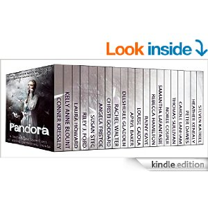 Do you dare open the box?  20 books for $0.99 . . . That's a Nickel a Piece!!! http://amzn.to/1sc85Sd
