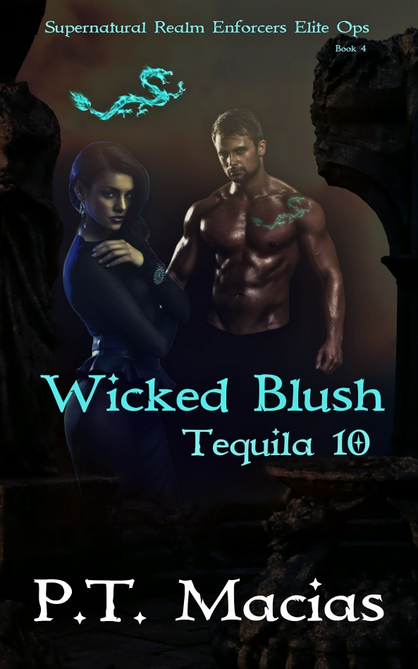 WIcked Blush -  cover