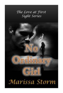 The cover I will use for No ordinary Girl