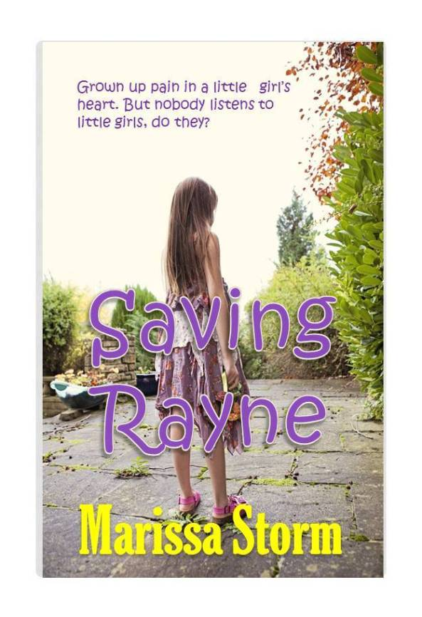 Saving Rayne final cover